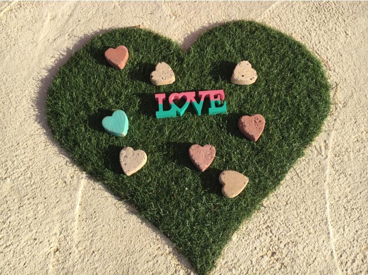 【女子旅におすすめ】LOVEがあふれたスムージー屋さんを発見♡♡インスタ映え間違いなしの《カラフルスムージー》@MAGENTA n blue 恩納村_11