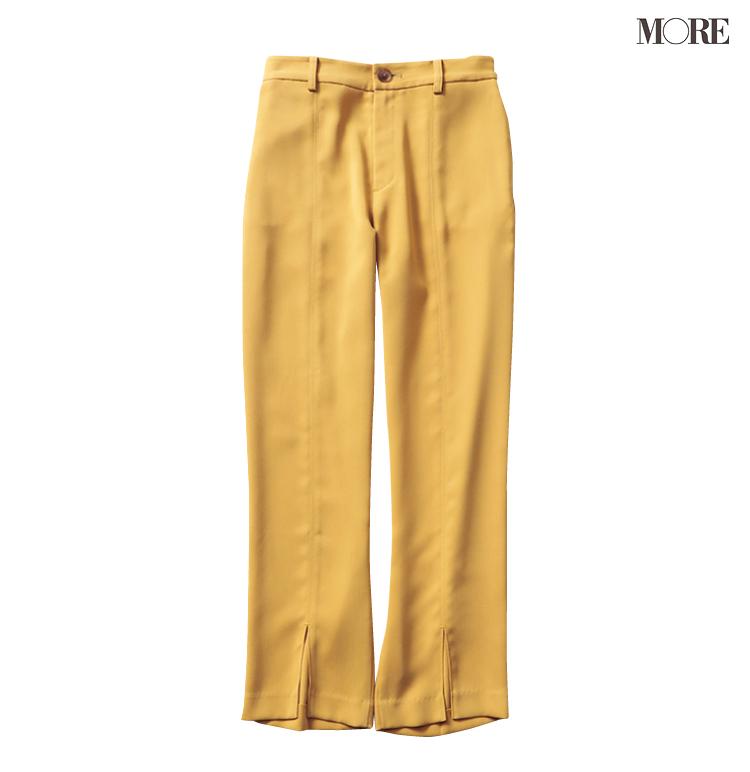 夏▶︎秋パンツは安くて洗えて涼しいこの5本☆ 税抜¥11000以下で集めました!_4