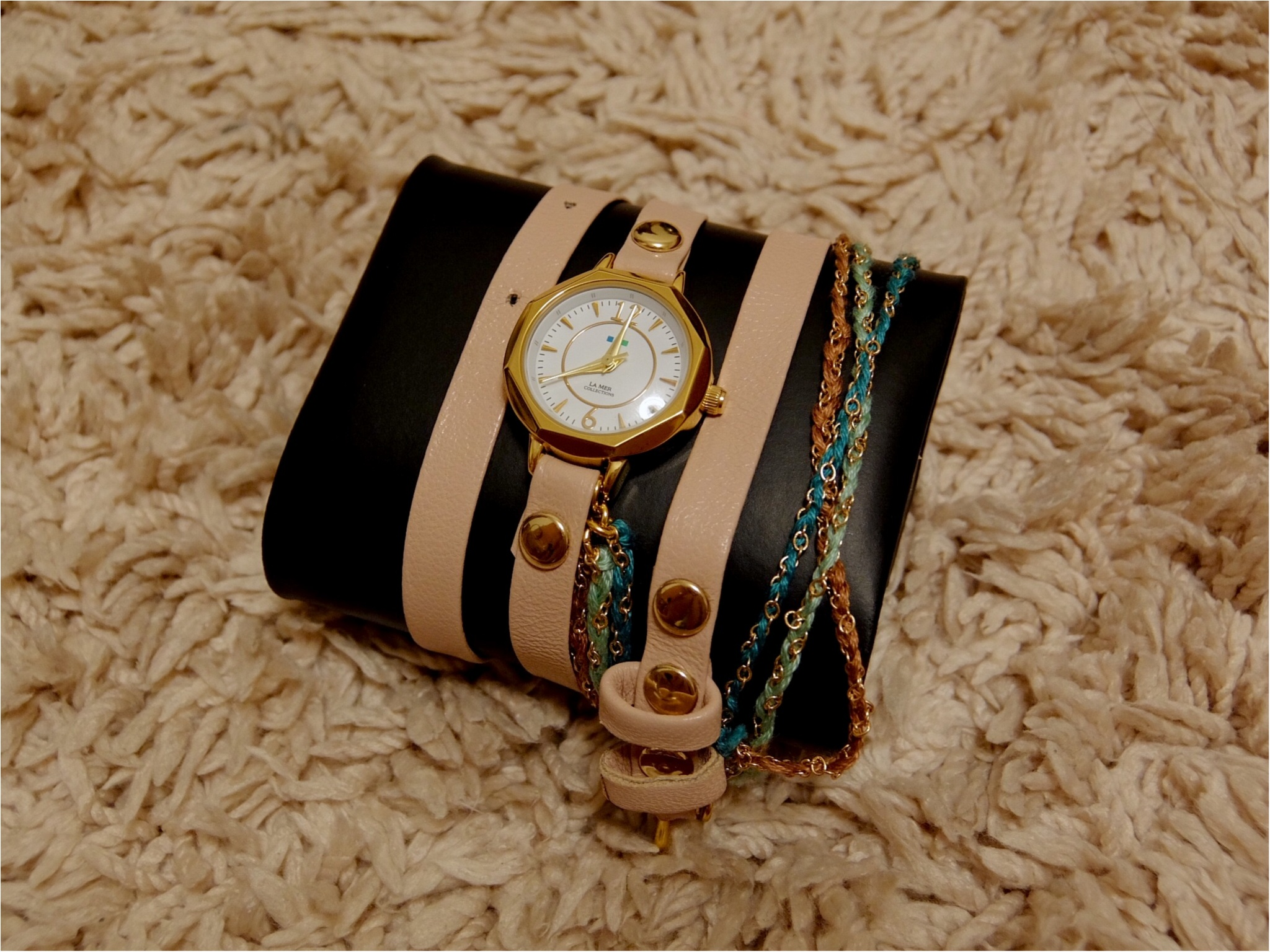 カジュアル好きにはたまらない♡【ラ・メール コレクションズ】の腕時計を買っちゃいました!_2