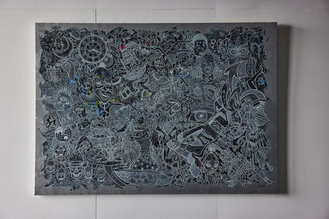 嵐・大野智さんの『FREESTYLE 2020 大野智 作品展』が9/9(水)スタート! 待望のオリジナルグッズや新作も登場☆_2