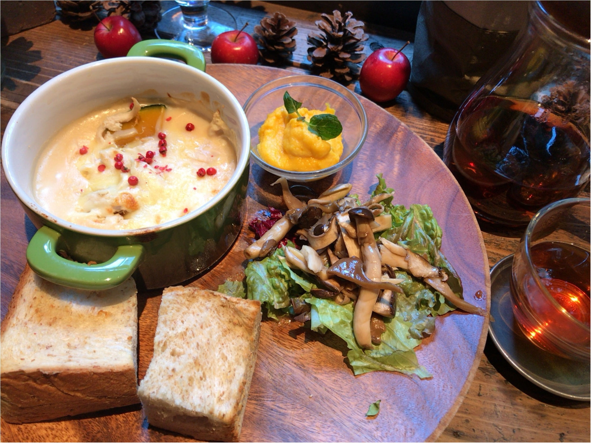【FOOD】~Aoyama Flower Market~お花に囲まれて食べるご飯は格別♡季節ごとに何回でも行きたくなる素敵なカフェ♡今のお花は?_6