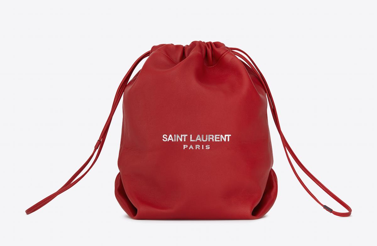 なんと巾着タイプ♡『サンローラン』の新作バッグ「TEDDY」を買わなくちゃ!_1_2