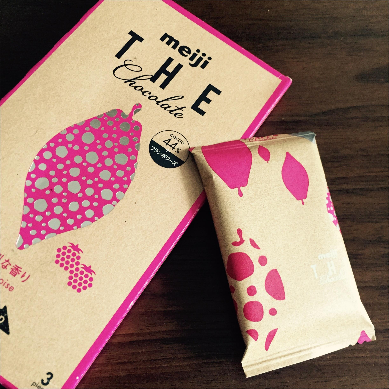 THE chocolate(ザ・チョコレート)の新作♡フランボワーズが美味しい!_2