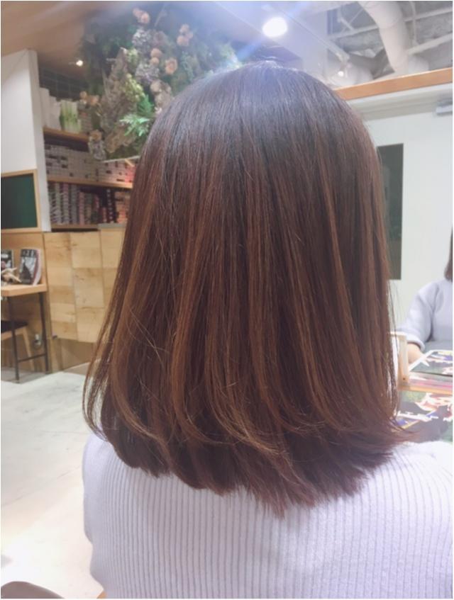私に似合う髪型をお願いします!オーダー★伸ばしていた髪を15センチバッさり★_4