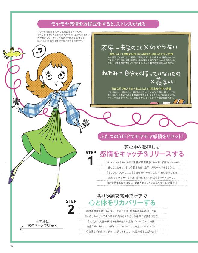 のぼり坂OLのためのストレス&自律神経ケア(2)