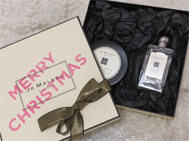 最高の香りで癒されたいなら『Jo MALONE』はいかが?クリスマスギフトにも、喜ばれること間違いなし!❤️_4