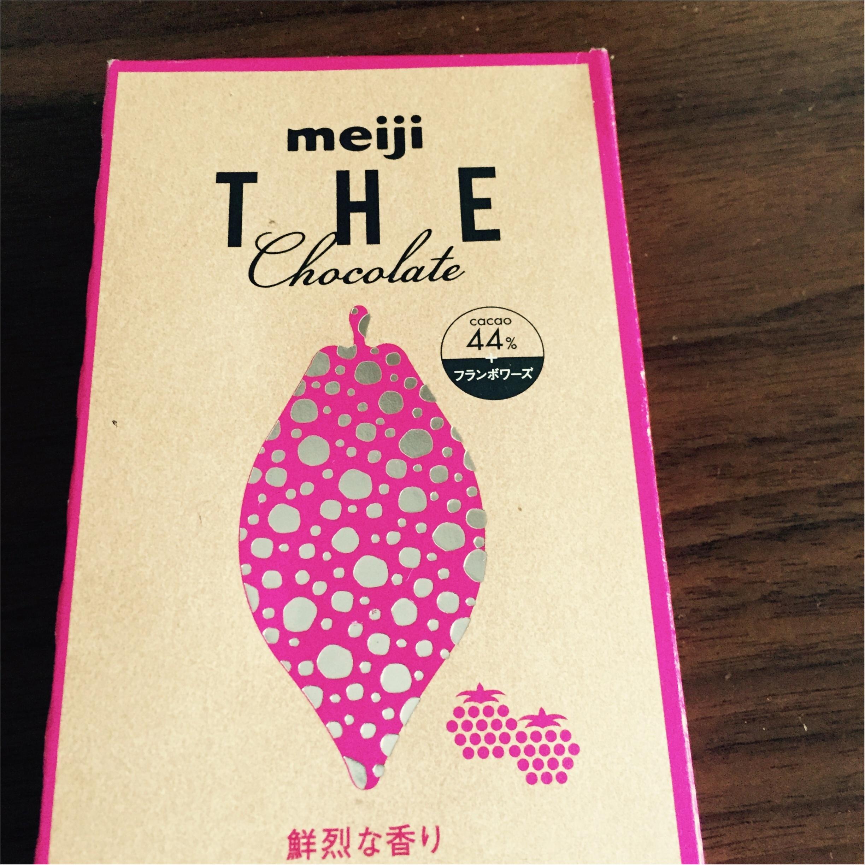THE chocolate(ザ・チョコレート)の新作♡フランボワーズが美味しい!_3