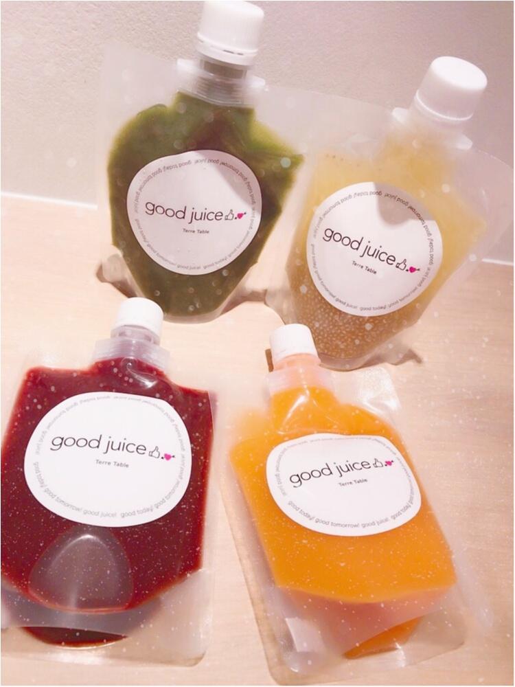 有名人御用達の「good juice」が新宿にやってきた☻手軽にできる「夜クレ」♡いまなら10%オフで買えちゃう!?_3