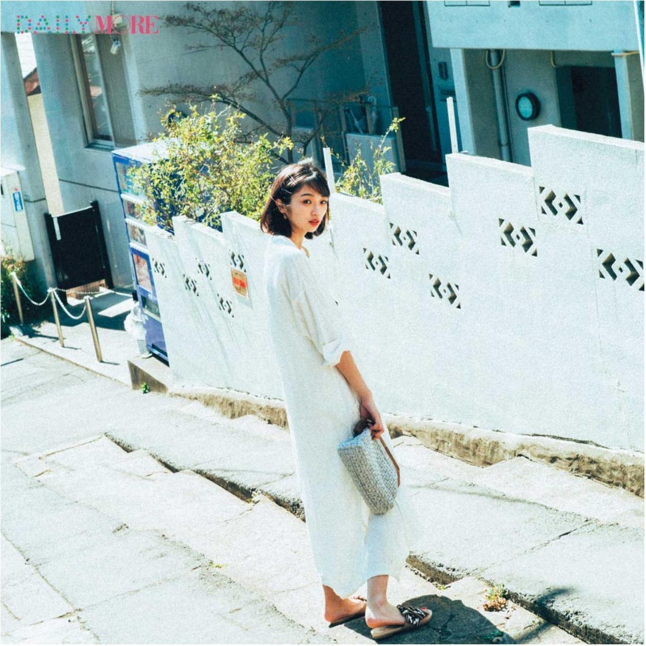 【らくちんかわいい】が好き♪ 春夏の「ぺたんこサンダル」コーデまとめ♡_1_5