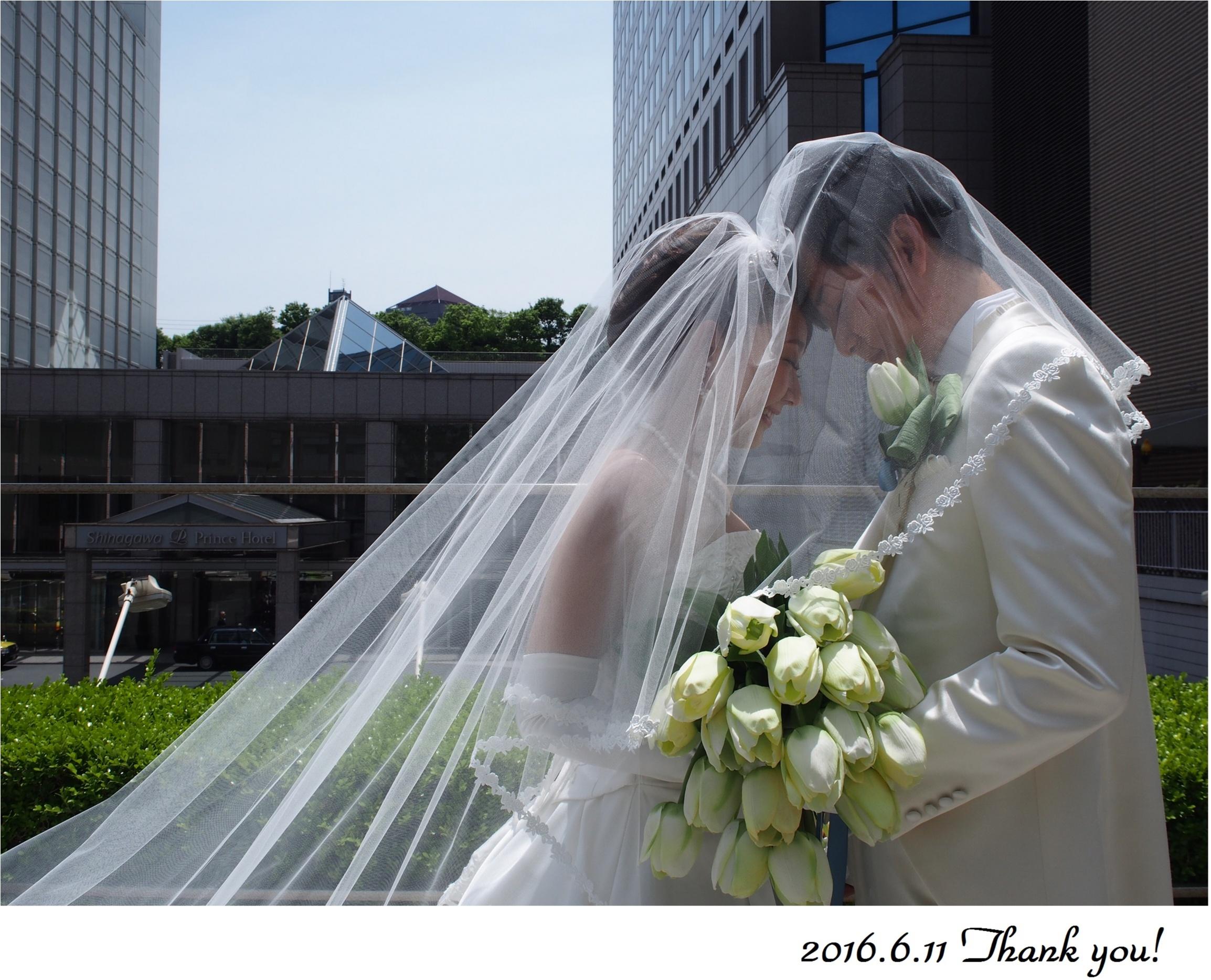 ≪さち婚≫2016.6.11 最高に幸せな花嫁は私のこと♪想いが全て叶ったパーフェクトウエディング!!!_1