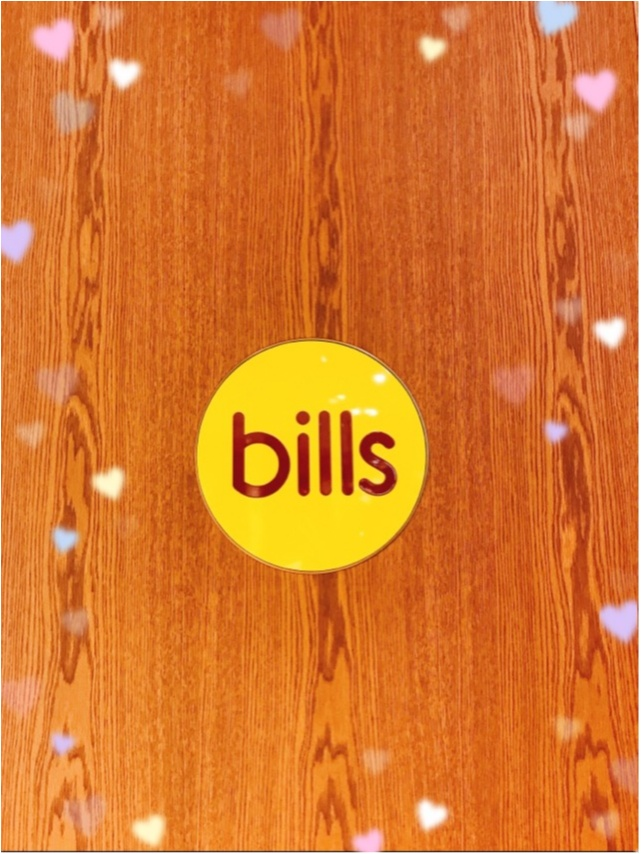 まるでたこ焼き!?関西初「bills 大阪」の限定スイーツがインスタ映え♡_1