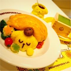 ♡可愛い♡ポムポムプリンカフェに行ってきました