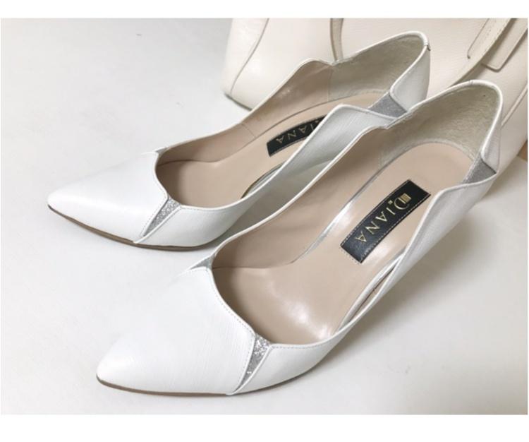 【Fashion】靴にも店舗限定が♡きれいめ代表!つかえる万能パンプスをGET♡_1