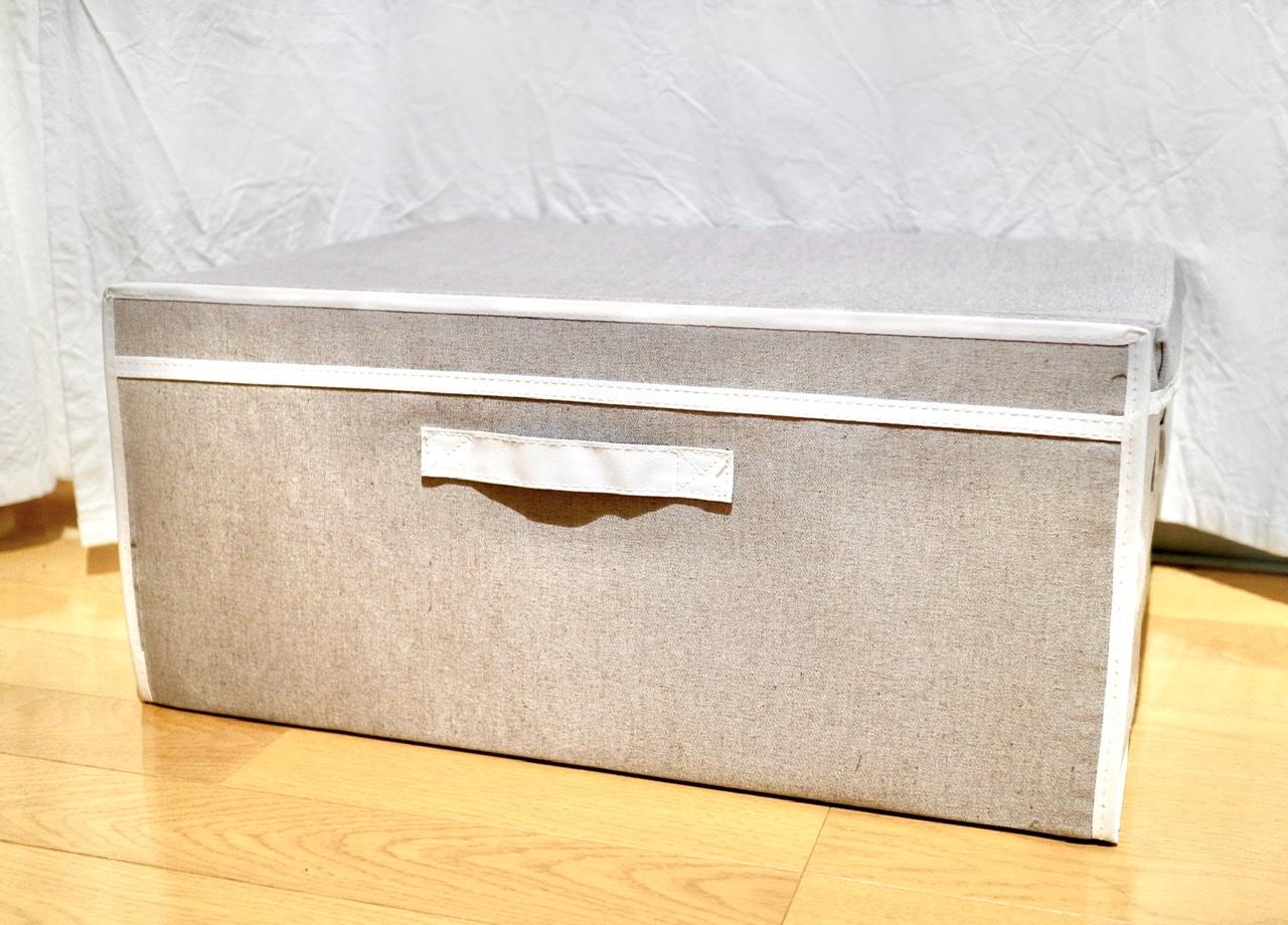 ニトリの衣類収納ボックスパピタ