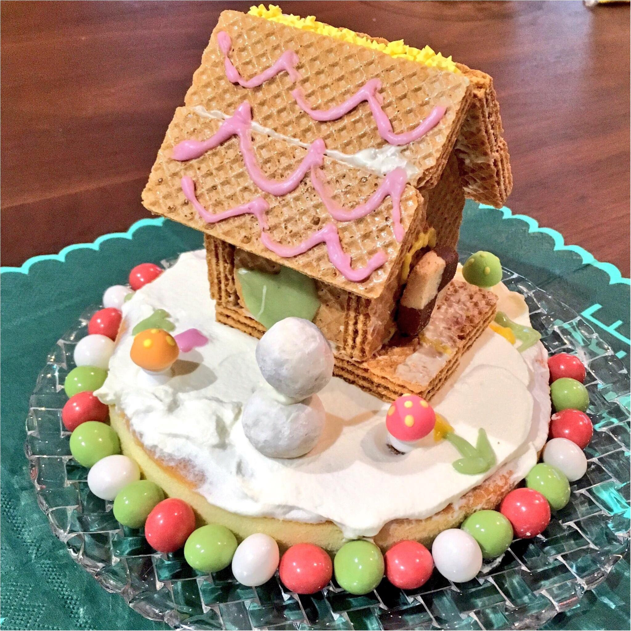 ♡今年のクリスマスはホームパーティ♡誕生日サプライズも有り♪_6