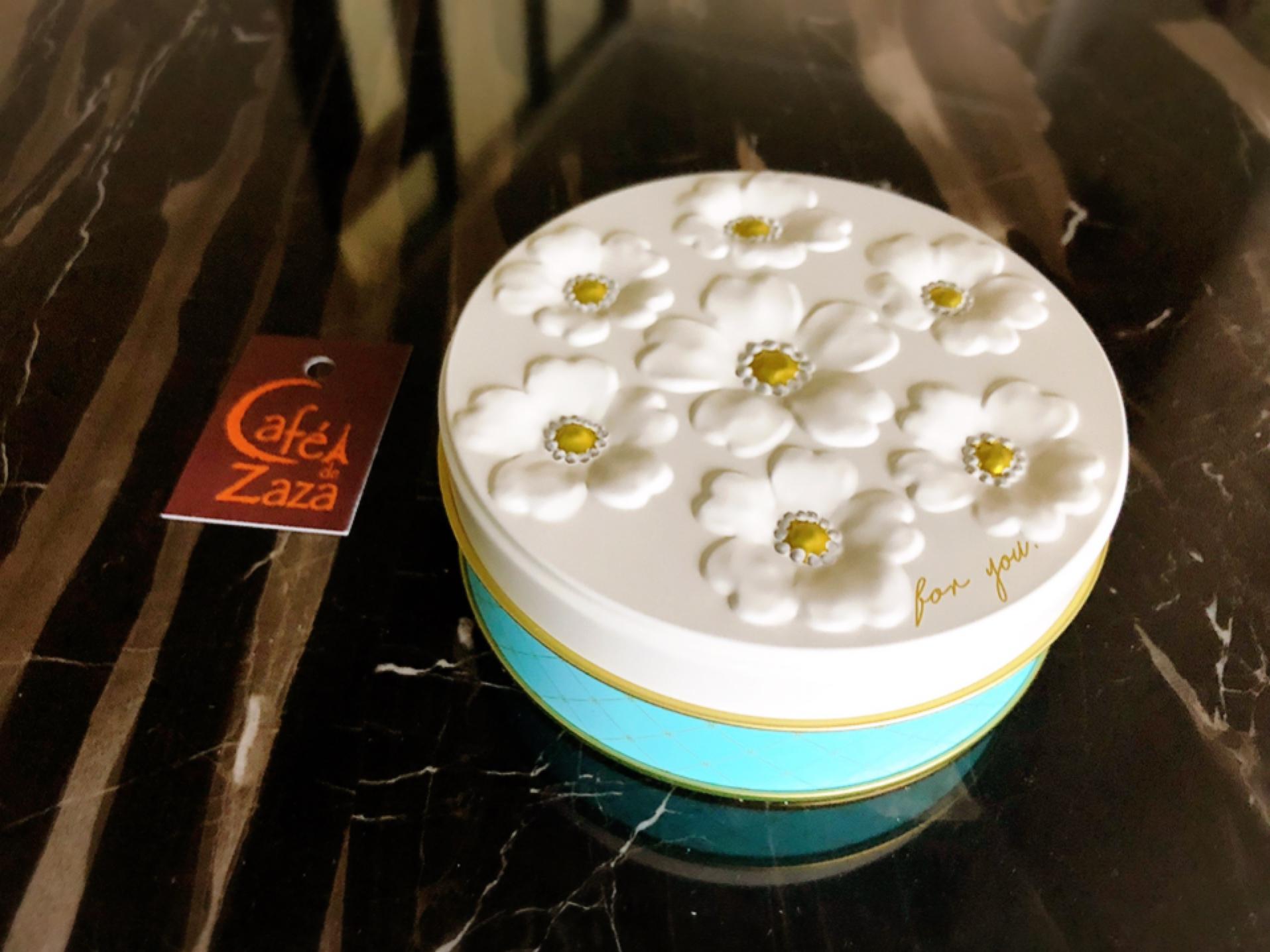 【北海道お取寄せ♡Café de Zaza】大人気1年待ち⁉︎お花のジャムクッキーが美味しい❁可愛い❁_1