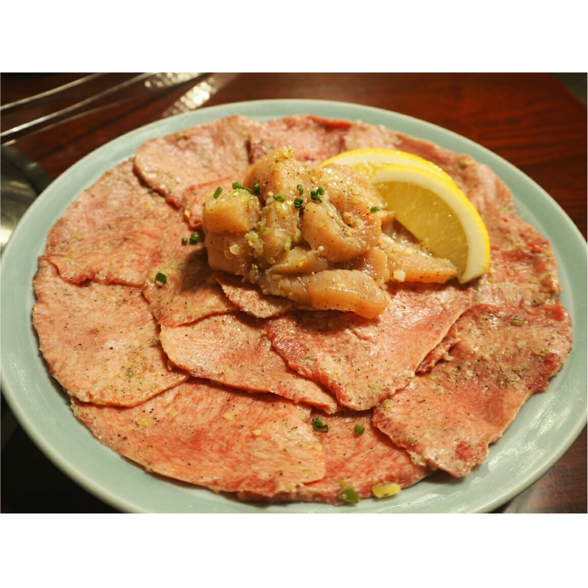 ◆タン塩の最高峰◆食べログtop5000の老舗焼肉店@森下 _1