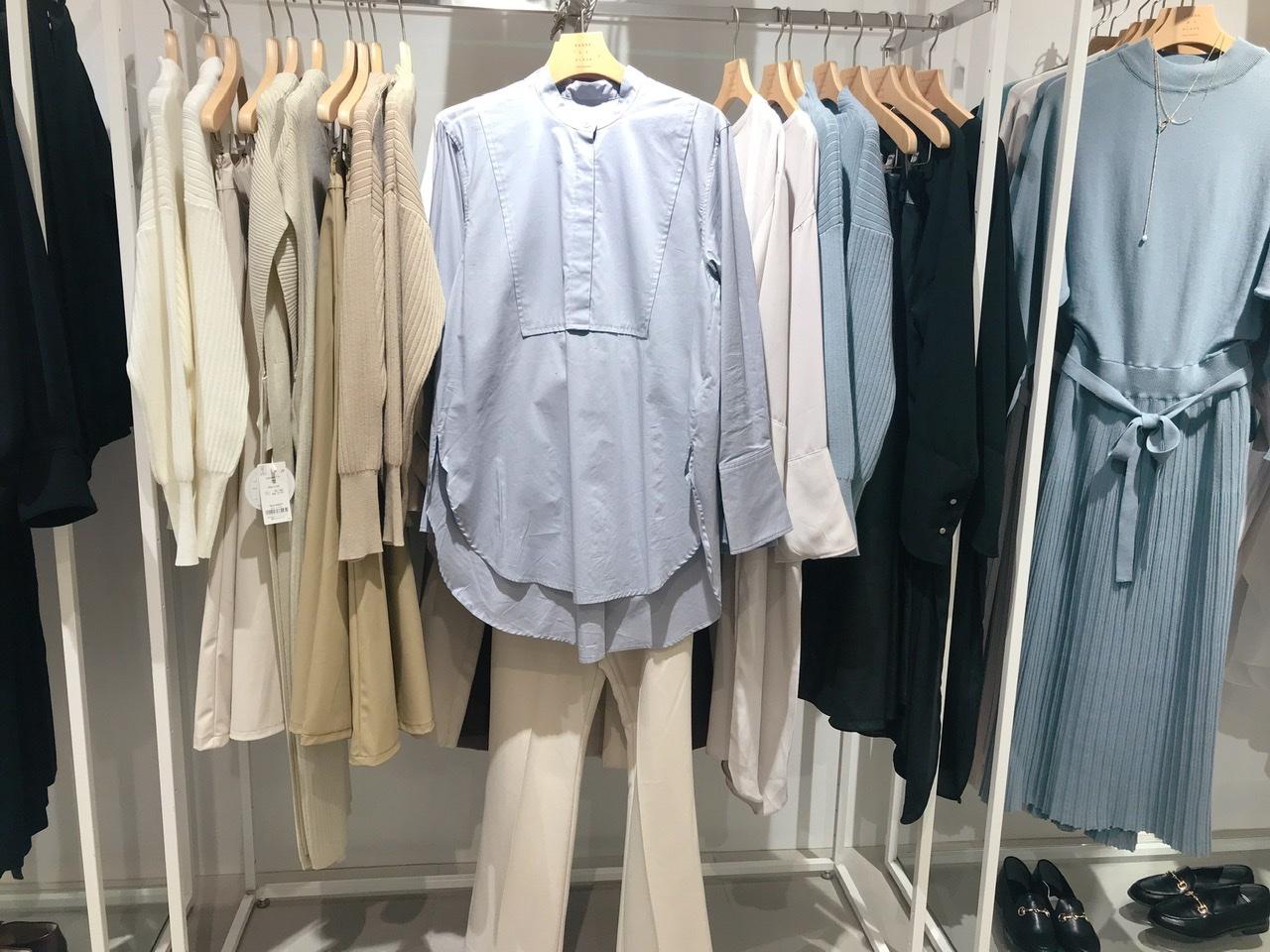 プチプラ服!【センスオブプレイス】の《春色ドレスシャツ》が可愛い♡⋈_1