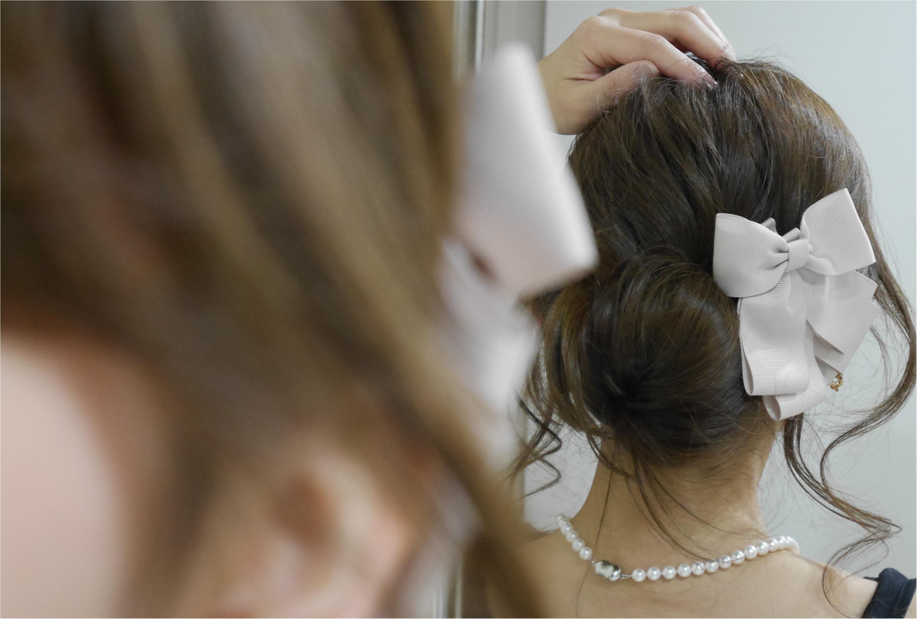 「結婚式お呼ばれヘアー」イマドキはセルフ派が増えている?_3
