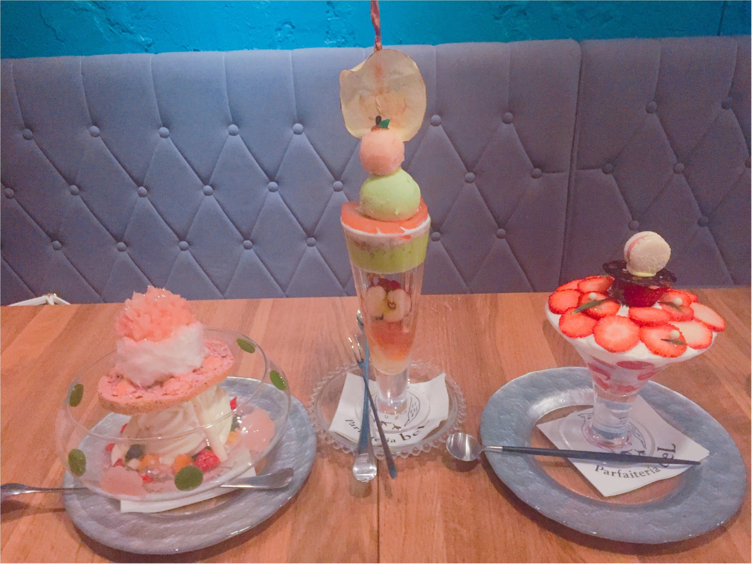 【渋谷/夜だけ食べられるパフェ】一日の締めに美味しいパフェで〆る!お酒も飲めるフォトジェニックなスイーツカフェ♡_4_2