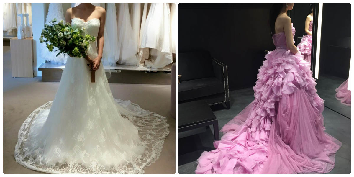 卒花さんに聞く【ドレス特集】-  結婚式・二次会におすすめ! プレ花嫁さんに人気のおしゃれなウェディングドレスは?