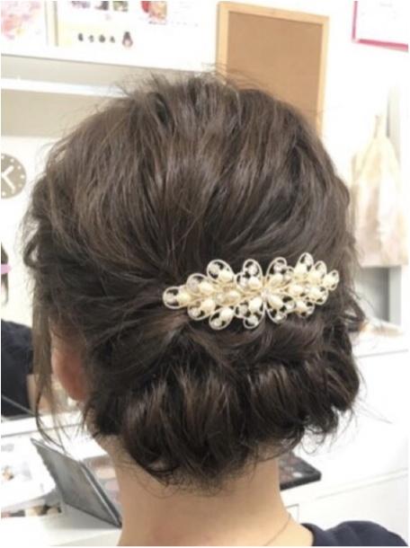 【結婚式ヘアスタイル】TV・雑誌などで大活躍のヘアメイクアーティスト在籍★ヘアメイク専門店nagomi★_1