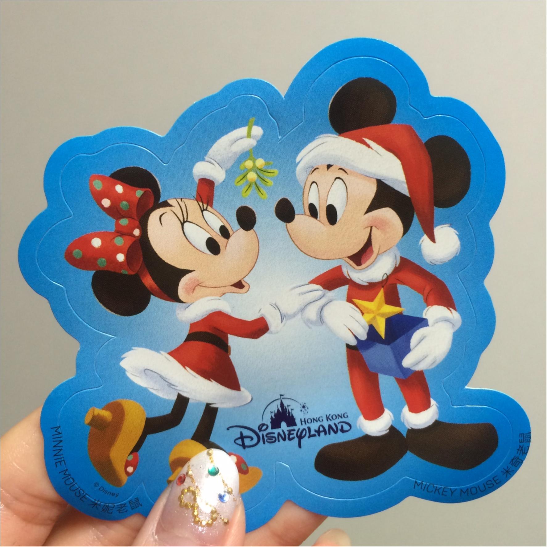 【vacation】グリーティング天国?!日本にはないものがたくさん!♡香港ディズニーランドを2倍楽しむ!おすすめポイント♡_6