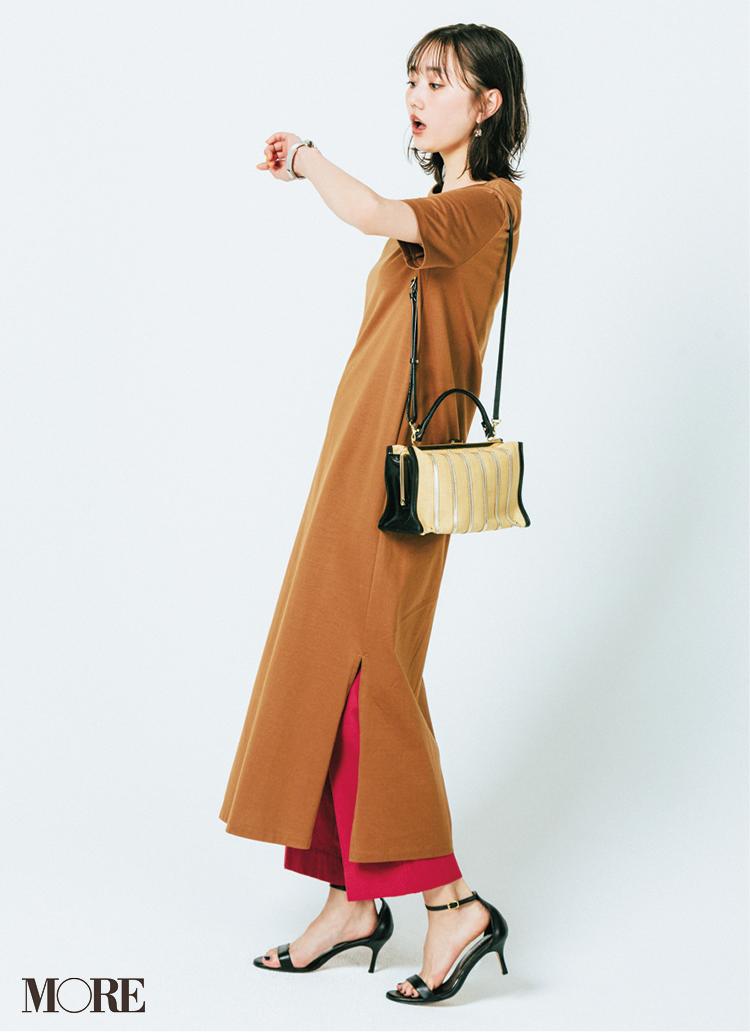 結局いちばん簡単説♡美スタイルにショルダーバッグがきく、その理由は? 記事Photo Gallery_1_2