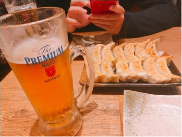 肉汁あふれる小籠包のような《餃子》が食べられる!!野球観戦前のビールのお供におすすめです★_4