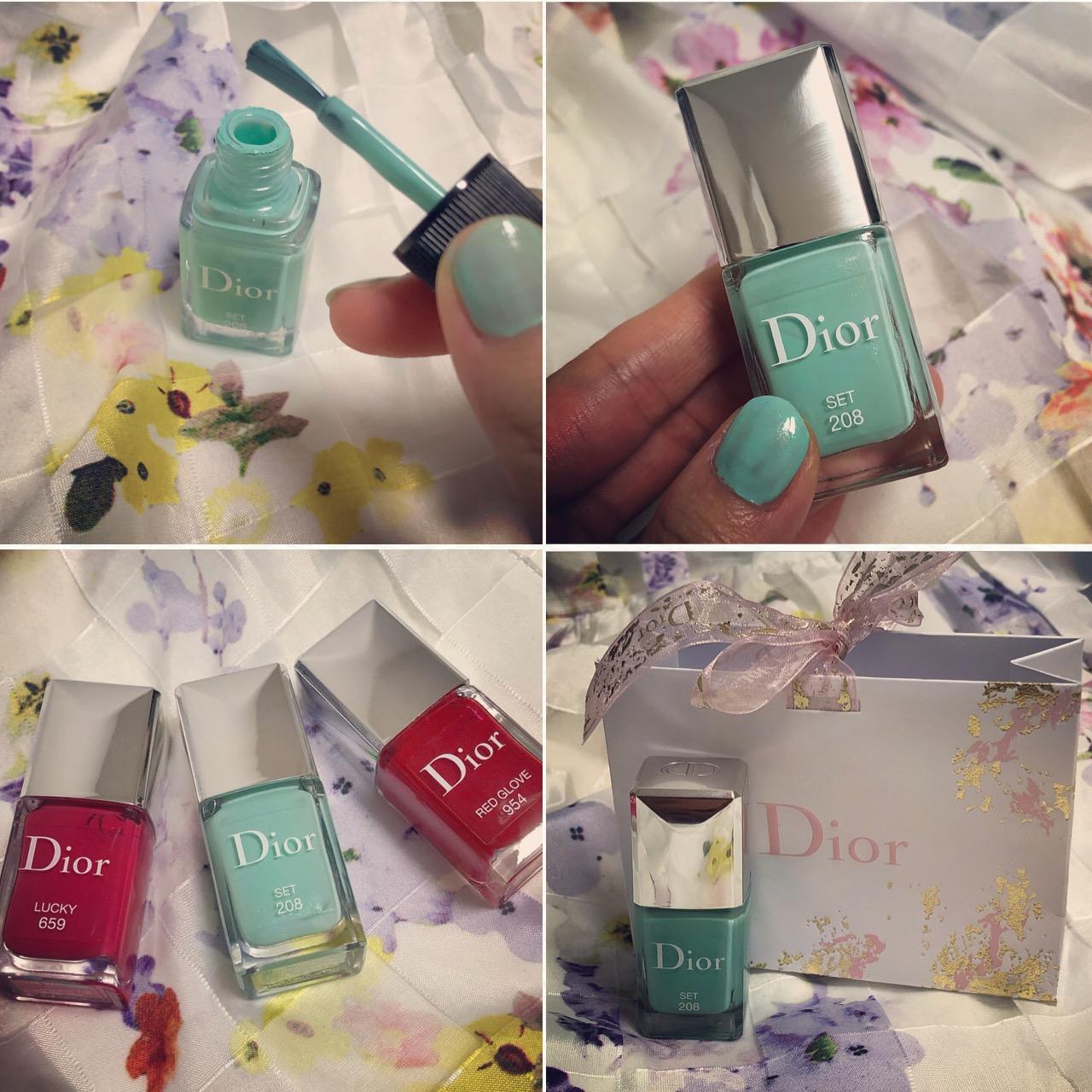 【夏ネイル・マニキュア】「Dior」2020夏限定色が爽やかキレイネイルがフットにもハンドにも大活躍中♡ <デパコス>_3