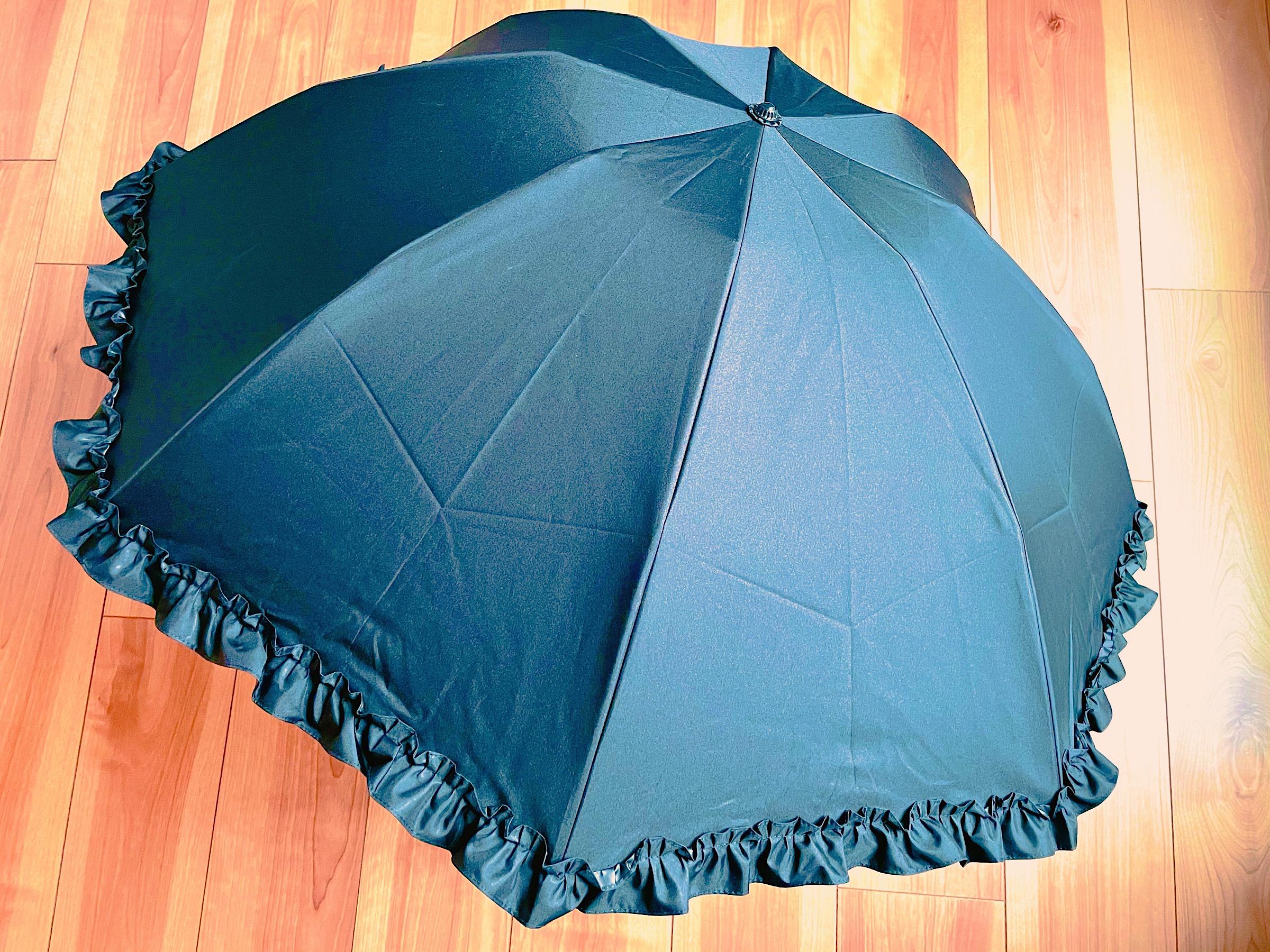 【遮光100%】コンパクトかつ《使いにくさをすべてクリアした》おすすめ日傘♡_3