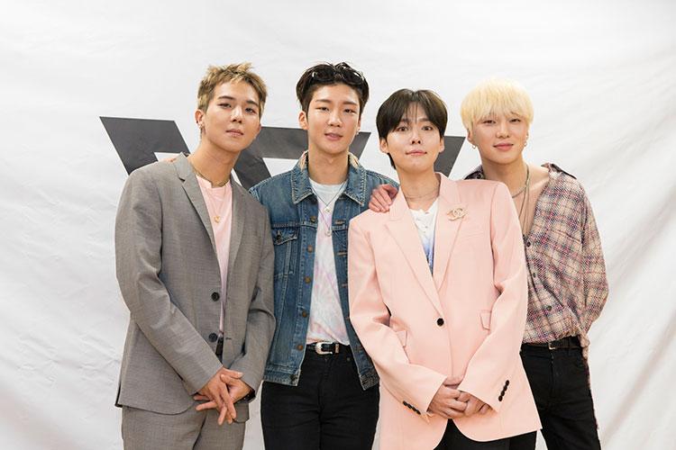ボーイズグループWINNERが新アルバム『WE』をリリース Photo Gallery_1_1