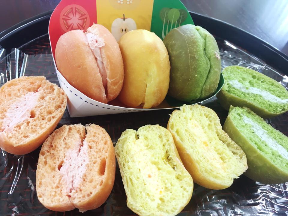 【ミスド×タニタ】野菜が入ったヘルシードーナッツ誕生!ベジポップを食べてみた_5