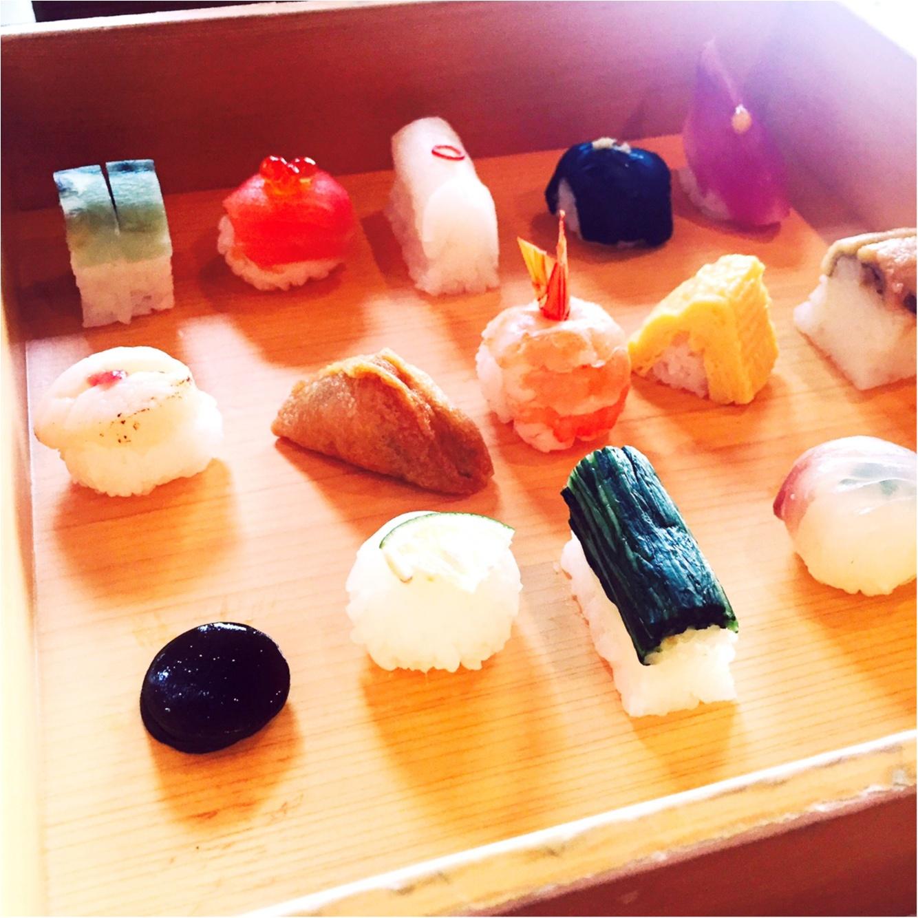 京都・祇園で味わえる!可愛すぎるお寿司♡『祇をん 豆寅』がおすすめです♡_9