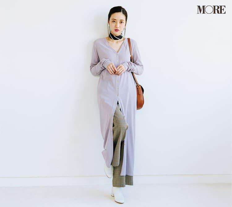 カーディガンコーデ【2020春】特集 - おしゃれにカーデを着こなすための最旬レディースファッションまとめ_16