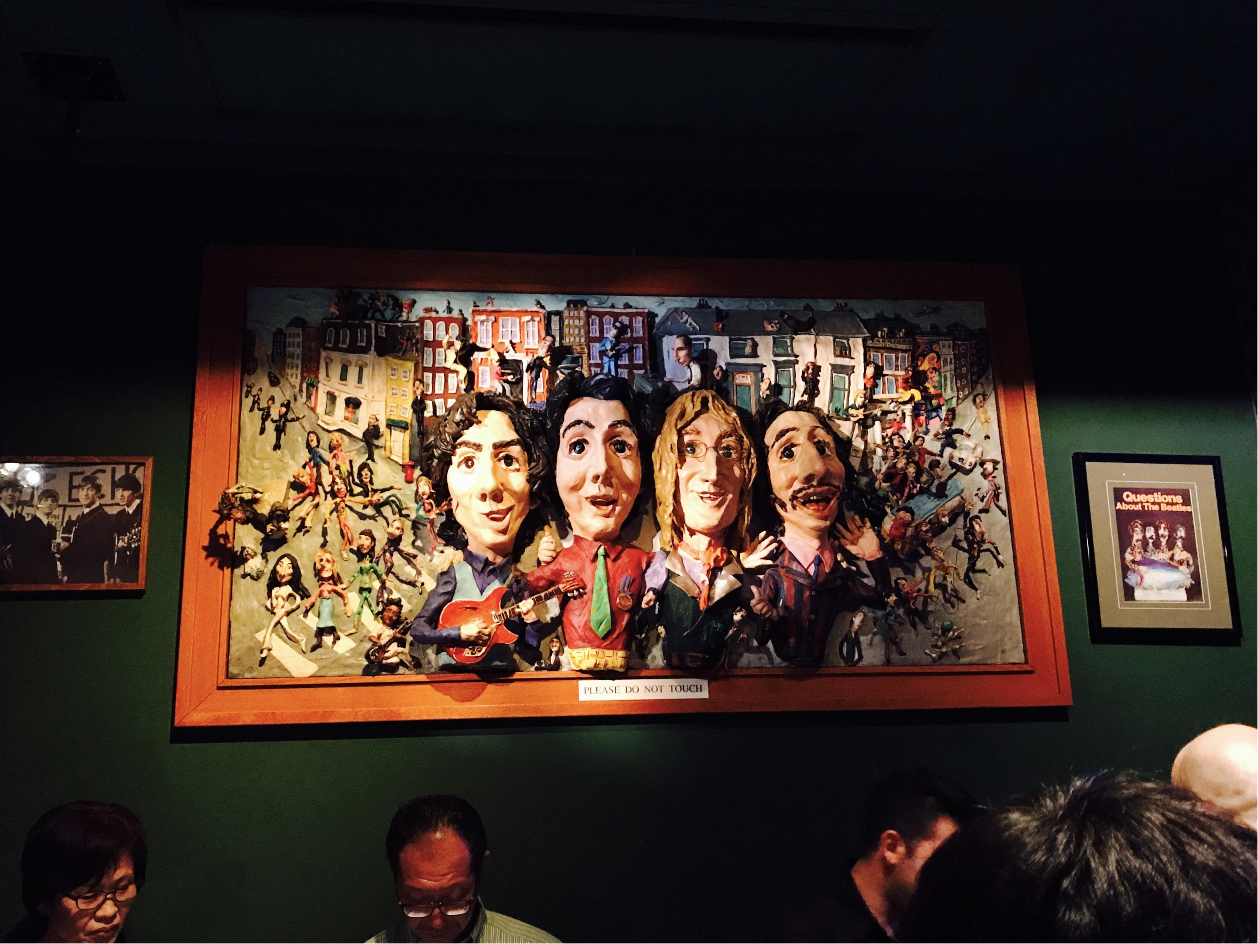 ビートルズ好き必見!ビートルズの曲を堪能できるライブハウス【Abbey Road】(六本木)_4