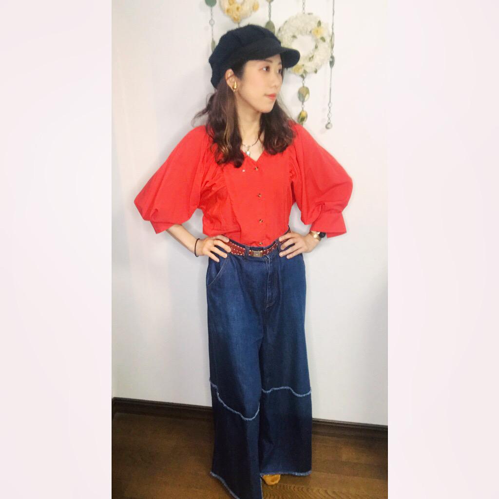 【オンナノコの休日ファッション】2020.5.16【うたうゆきこ】_1