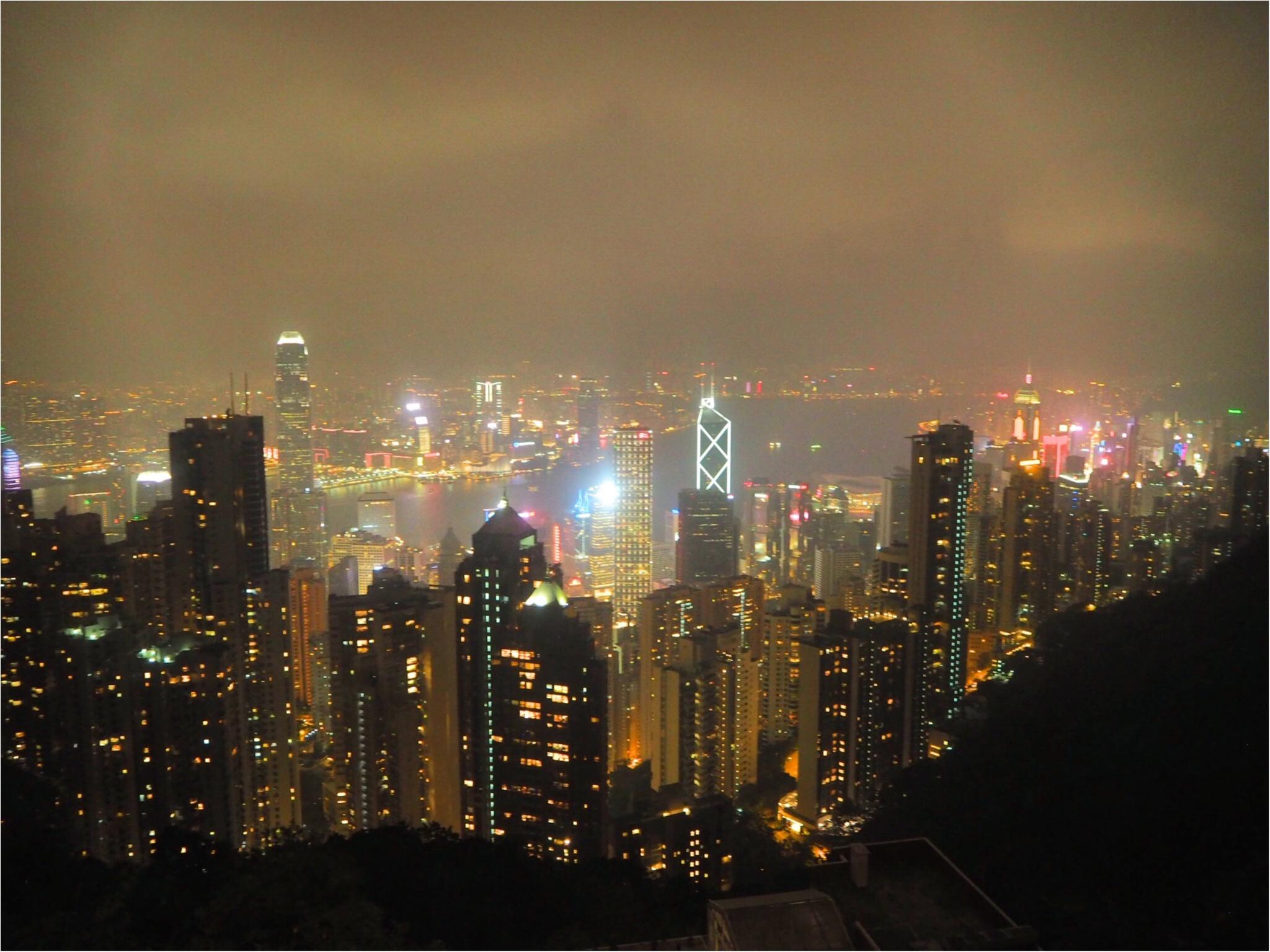 香港旅行♡夜景が一望できるスポットを紹介します !_4
