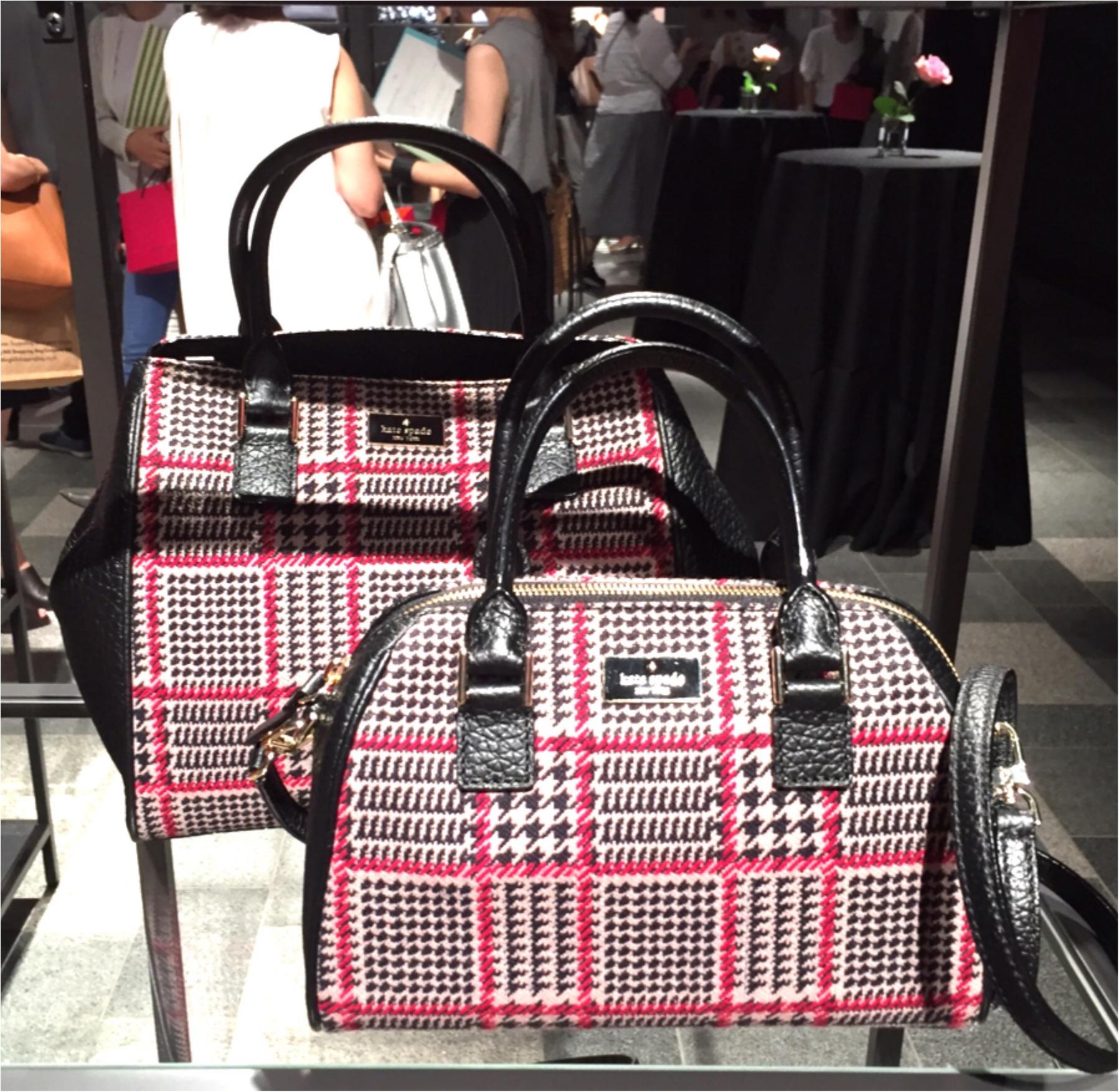 ケイト・スペード ニューヨーク、秋のバッグはどれを選ぶ?_4