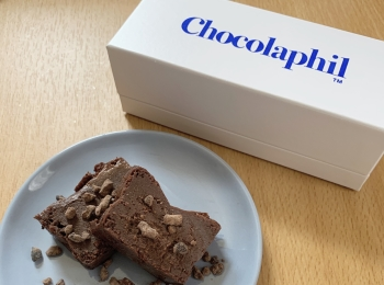 """【ガトーショコラ専門店】""""チョコレートよりもチョコレート""""を目指したガトーショコラ♡*"""