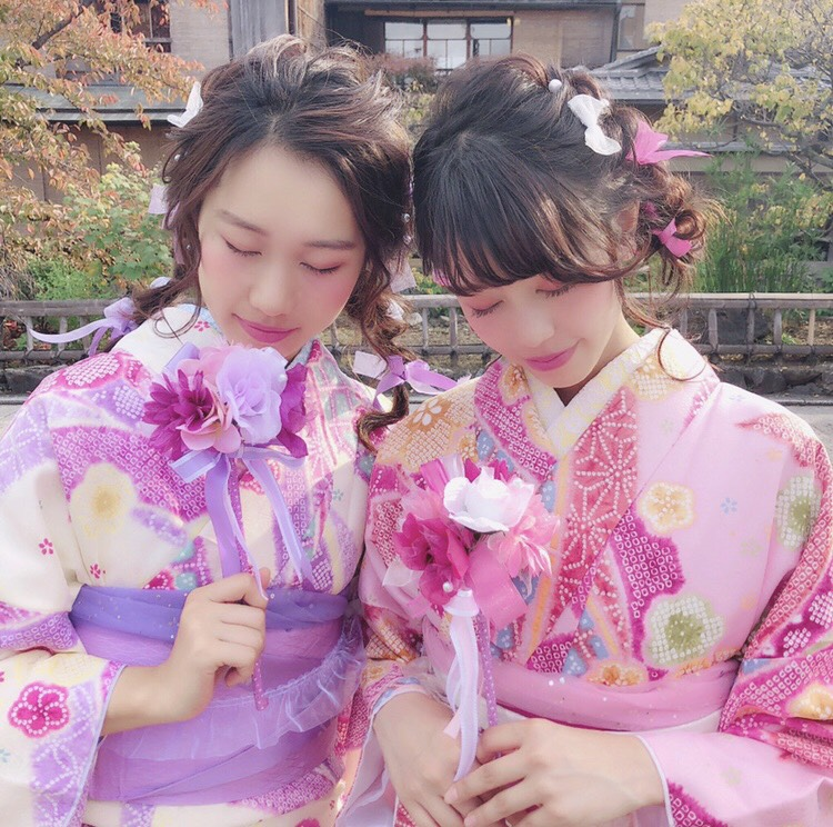 京都で着物・浴衣レンタルなら、人と差がつく可愛さの 『京都祇園屋』と『梨花和服』がおすすめ! シルバーウィークの京都女子旅にも♪_1