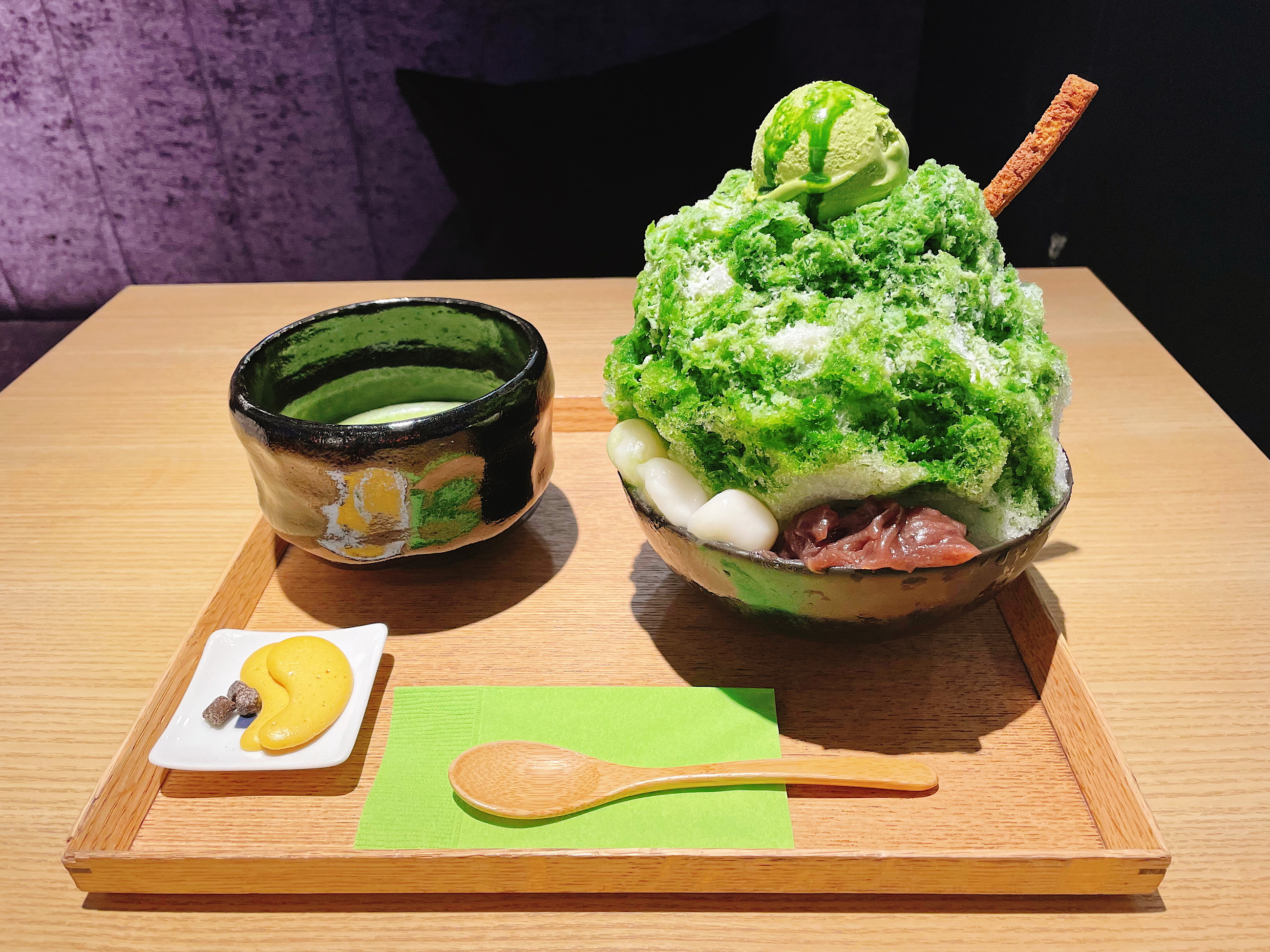 【おすすめ抹茶スイーツ】《夏季限定かき氷》が今年もスタート!京都の味を東京で♡_1
