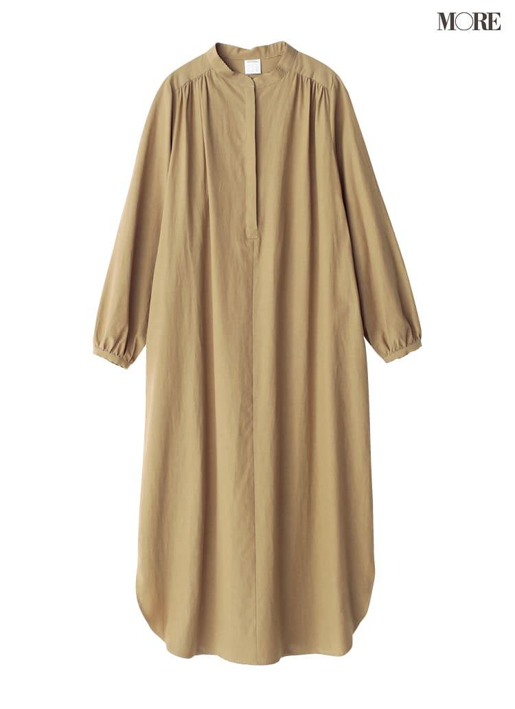シャツワンピースの着こなし術【2020春】- 今年イチオシの色・形は? とびきり今っぽくておしゃれな最新ファッションまとめ_3