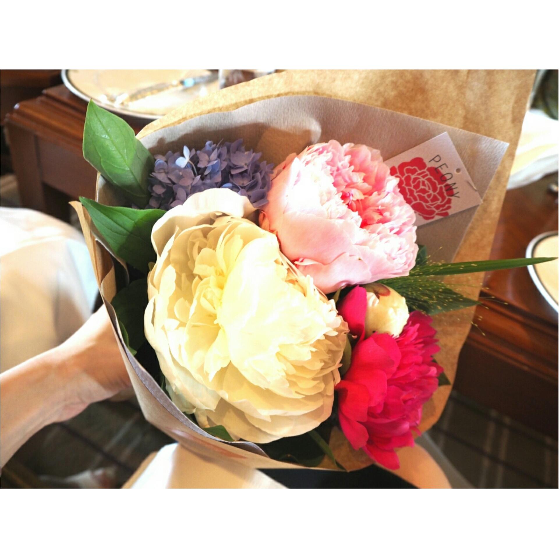 ◆日本最高峰のホテルで◆ハワイアンなアフタヌーンティー@帝国ホテル東京_7