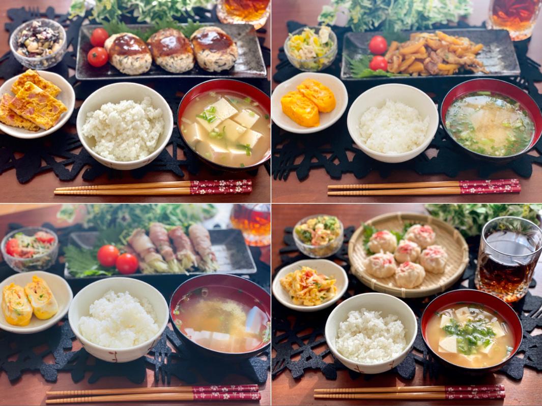 【今月のお家ごはん】アラサー女子の食卓!作り置きおかずでラク晩ご飯♡-Vol.24-_1