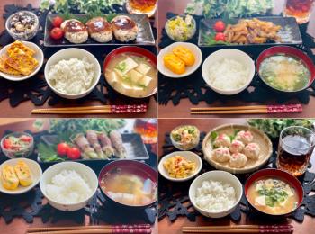 【今月のお家ごはん】アラサー女子の食卓!作り置きおかずでラク晩ご飯♡-Vol.24-