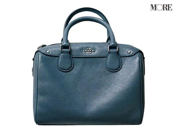 井桁弘恵が愛用するコーチのバッグ