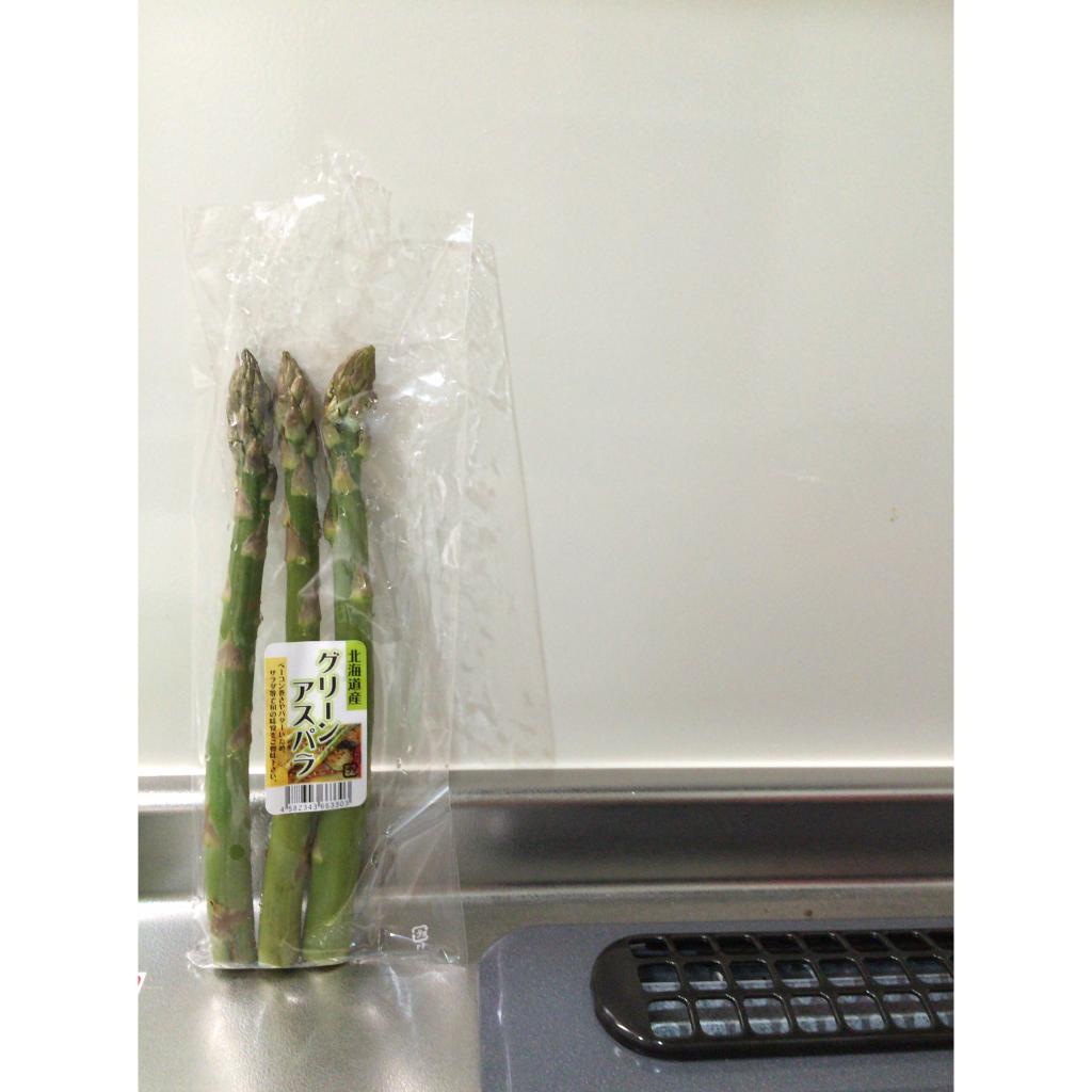 初夏の旬!《アスパラ簡単レシピ》【北海道産アスパラ】が美味しすぎる♡&旬を食べる幸せについて_2