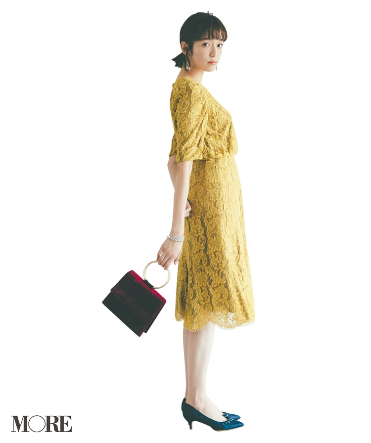 結婚式特集《服装編》- 20代女子の披露宴や二次会におすすめのお招ばれ服はこれ!_34