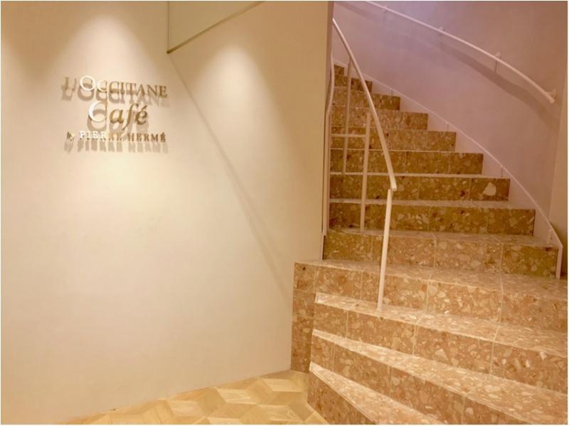 『ピエール・エルメ・パリ』監修。日本初の『L'OCCITANE Cafe by Pierre Herme』が素敵すぎる♡ 【8/8(水)オープン】_1